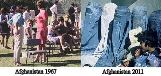 AFGHANISTAN 1967 - 2011