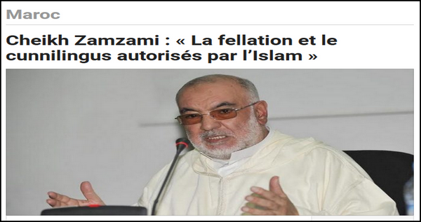 Fellation Zamzami