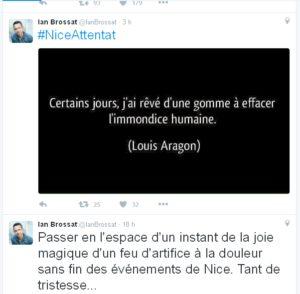 Ian Brossat attentat twitter