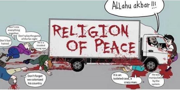 Nicereligionofpeace