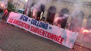 génération identitaire Lyon 1