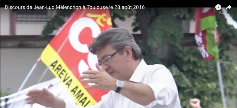 MélenchonToulouse