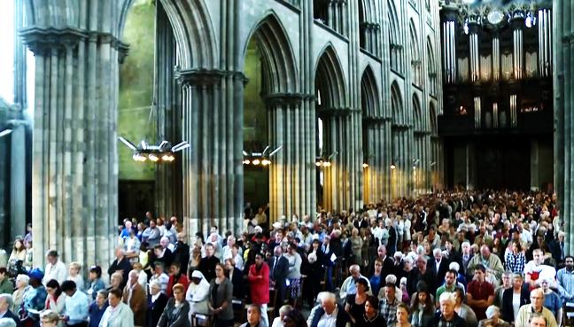 Les Occidentaux doivent défendre leur identité chrétienne contre l'islam