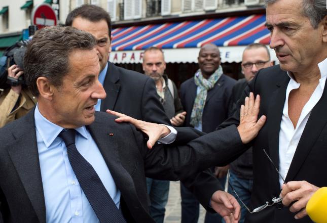 SarkozyBHL