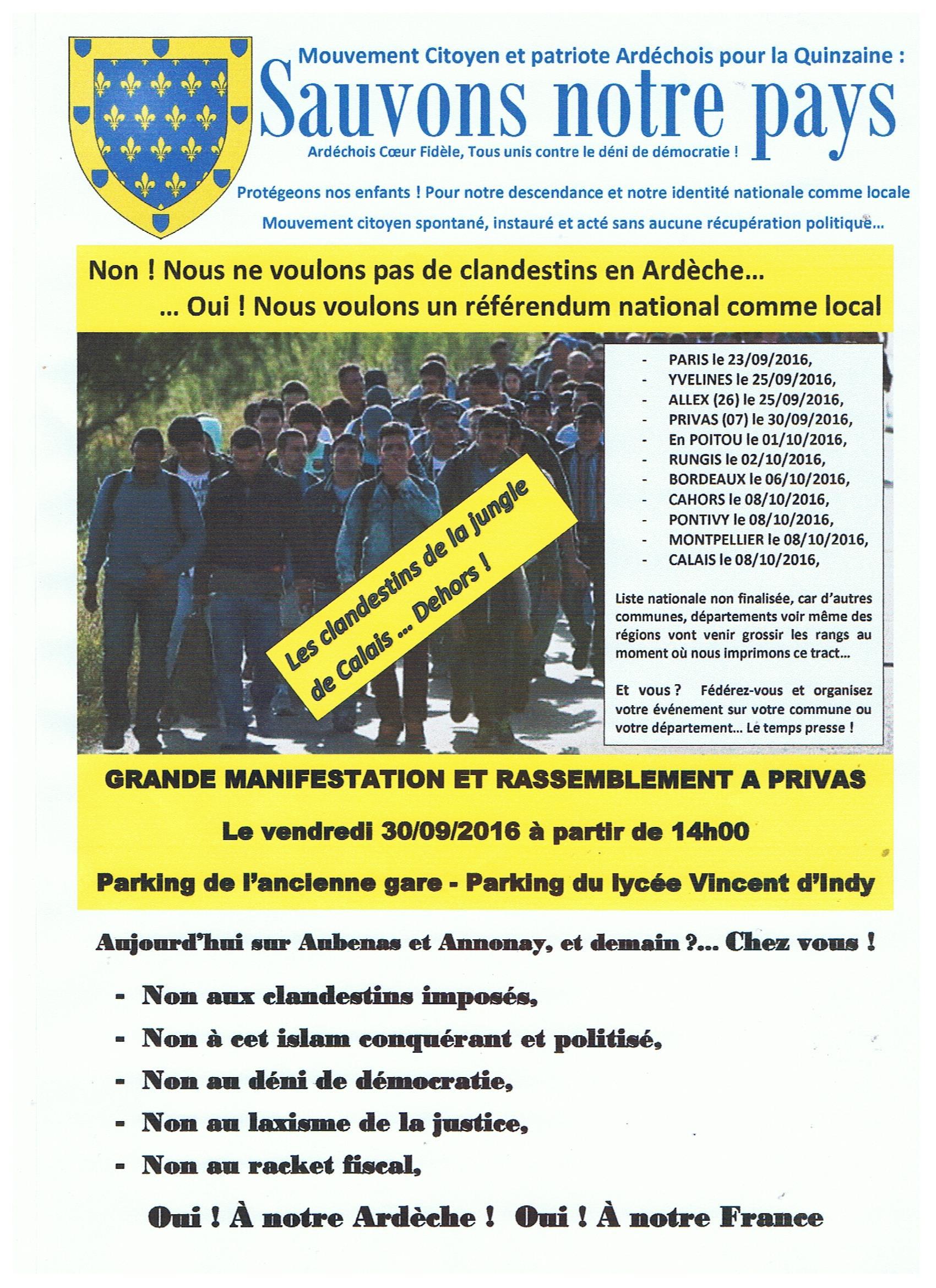 Accueil des migrants : du rififi au Conseil municipal de Viviers (Ardèche)