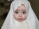 bébé-voilée