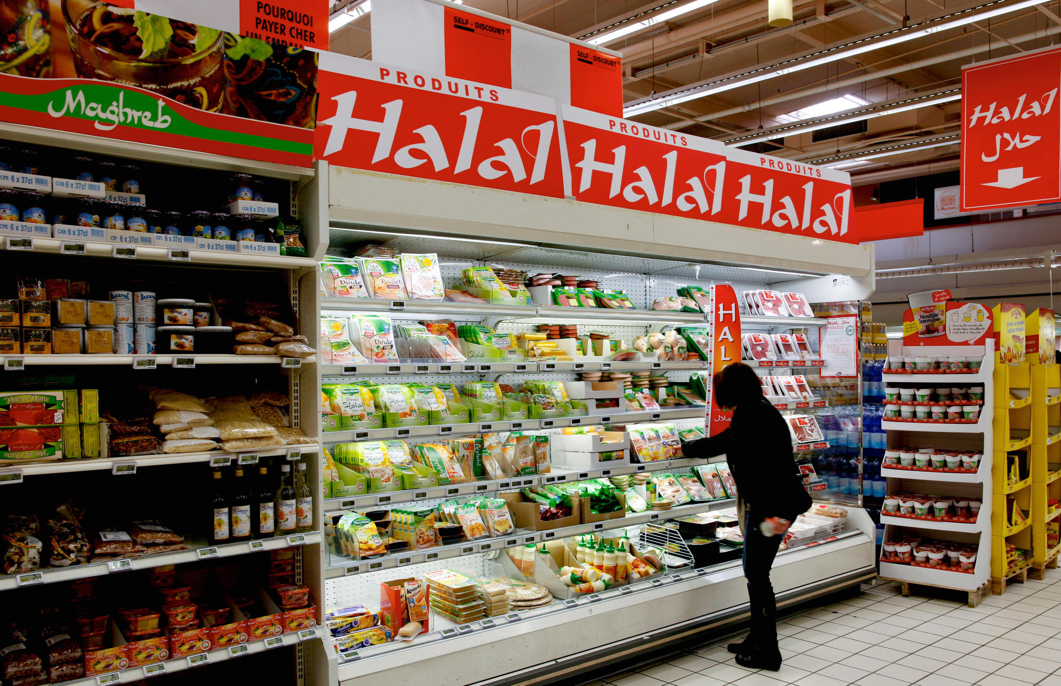 the halal market in france This report contains assessments of commodity and trade  of the french food market, france serves as  kosher/halal halal food market paris france.