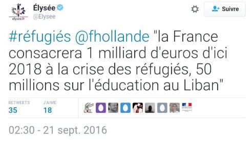 tweet-hollande-deblocages-de-fonds