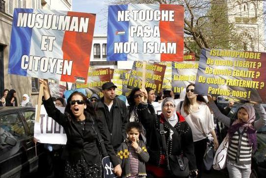 Face à l'islamo-gauchisme, le peuple de France avec Éric Zemmour
