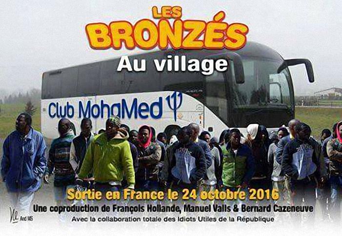 les-bronzes-au-village
