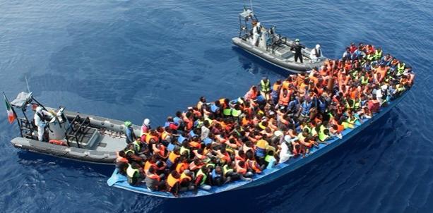 migrants-en-mediterrannee
