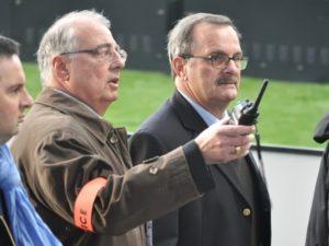Le préfet Carenco et son chevalier servant Albert Doutre ancien DDSP du Rhône
