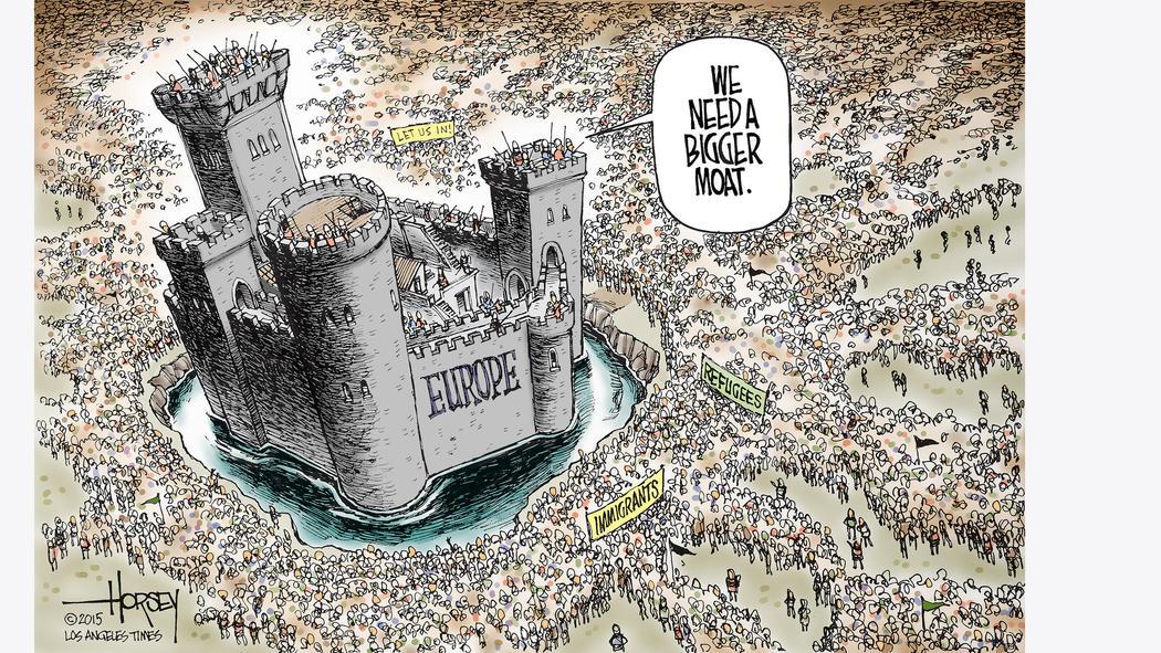 Après les élections, l'invasion migratoire continue…