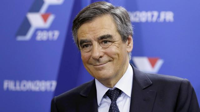 A M. Fillon, pilote du circuit France 17
