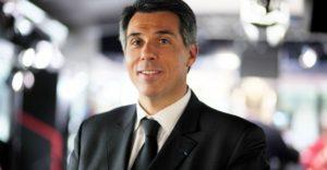 Jean-Claude Delage, secrétaire général d'Alliance Police Nationale