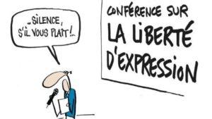 Liberté d'expression : un leurre ?