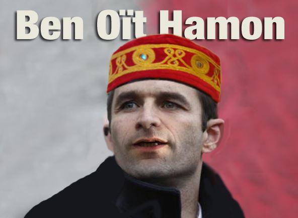 Séduit par Marine, Benoît Hamon rejoint le RN !