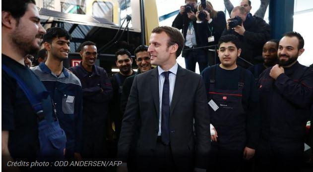 Pour Macron, pas un Français ne doit vivre sans côtoyer d'immigrés
