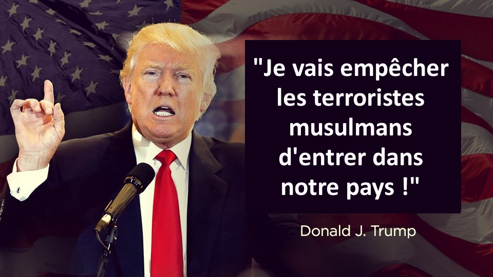 Donald Trump est en train de mettre fin au travail de destruction d'Obama