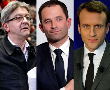Virons Mélenchon-Hamon-Macron, 3 dangers publics immigrationnistes