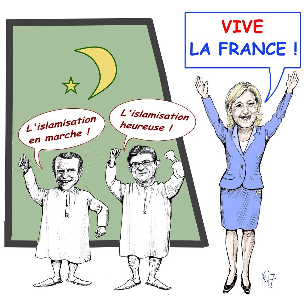 Marine Le Pen : stop ou encore ?