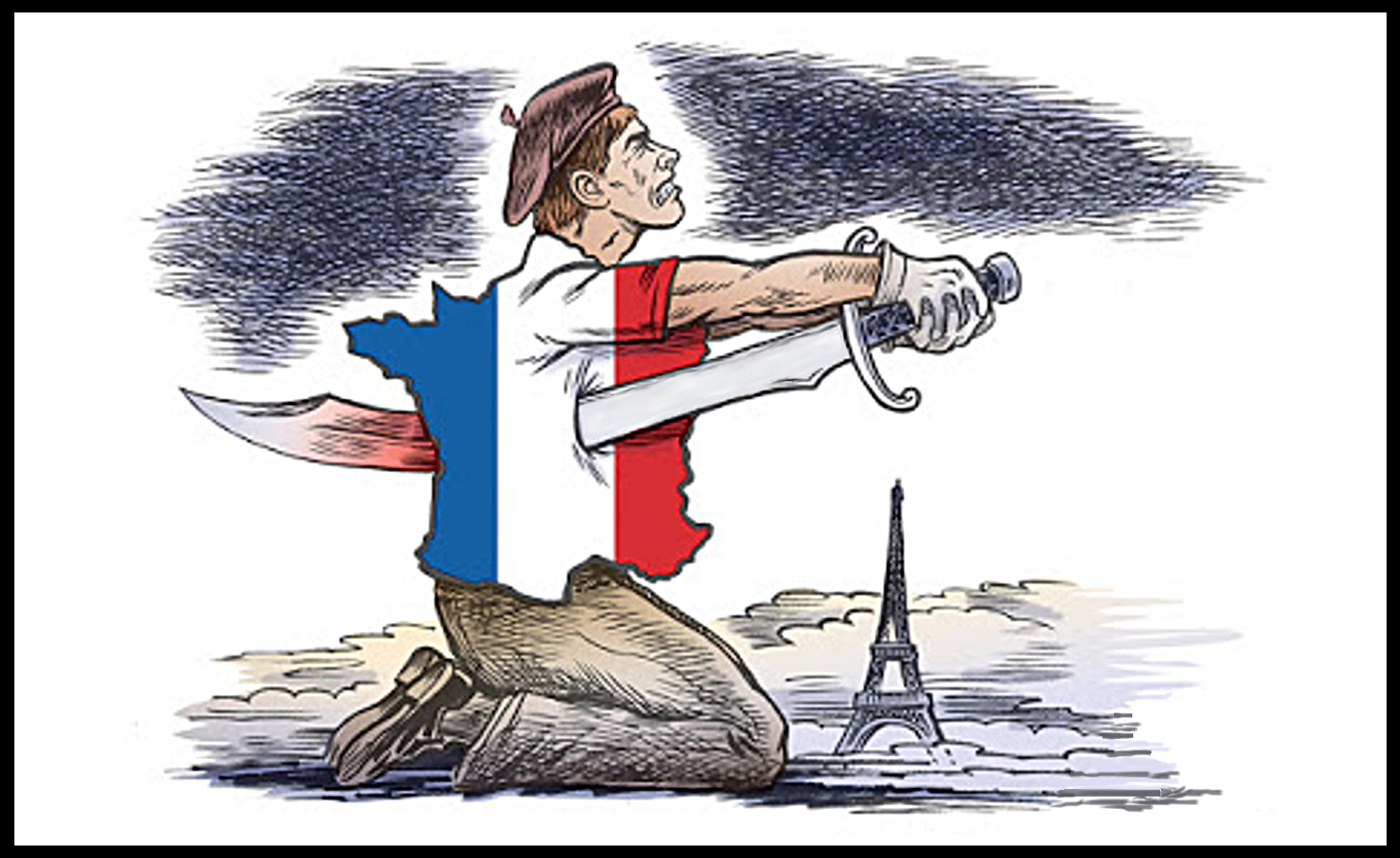 "la france muslim Is he prepared to abandon laïcité, which is a core concept in the french constitution, article 1 of which formally states that france is a secular republic (""la france est une république indivisible, laïque, démocratique et sociale"") how does he think french non-muslim taxpayers would react to the news that they are to be funding one ."