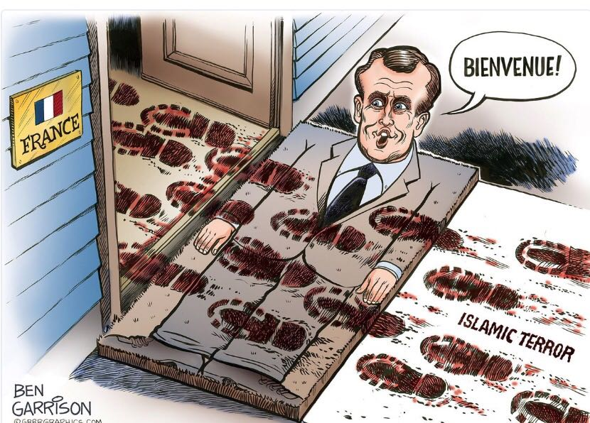 La République est devenue le paillasson de l'islam