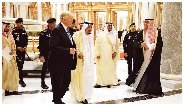 Trump à Ryad : l'Occident n'a toujours rien compris à l'islam