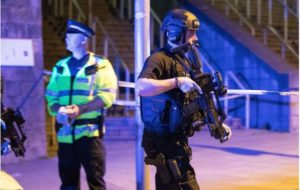 L'attentat de Manchester qualifié « d'incident terroriste »