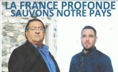 Je me présente au nom de la France profonde, hors des partis politiques