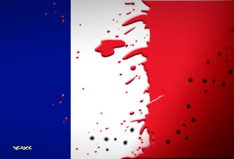 morts attentats france