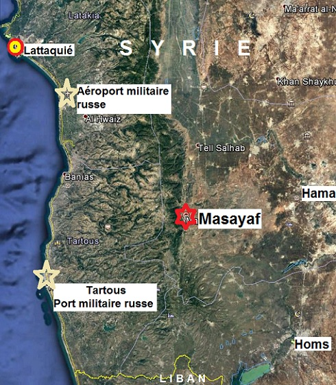 armes israéliennes en syrie