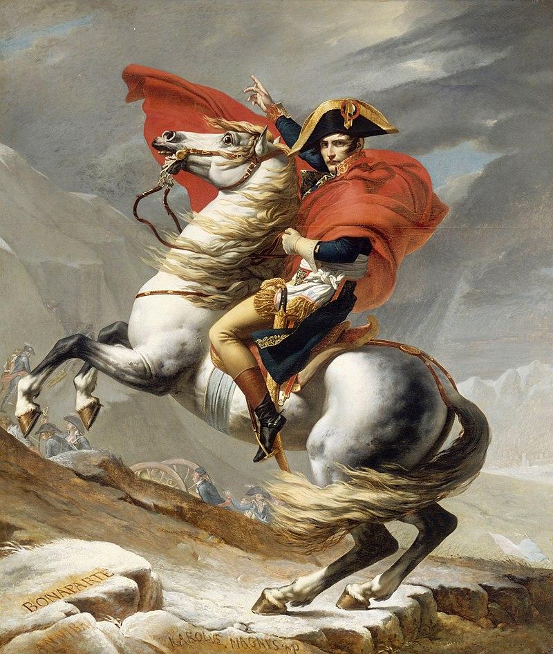 Chez nous, à Waterloo, on vénère l'Empereur