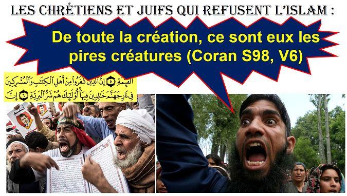 """Résultat de recherche d'images pour """"photos des musulmans qui crient leur haine de la France"""""""
