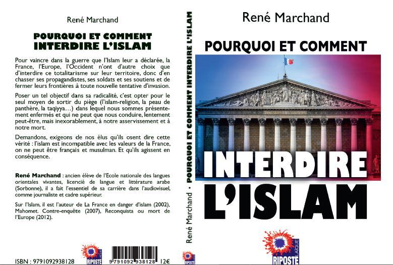 Qu'attend la France pour interdire l'islam et détruire toutes les mosquées ?