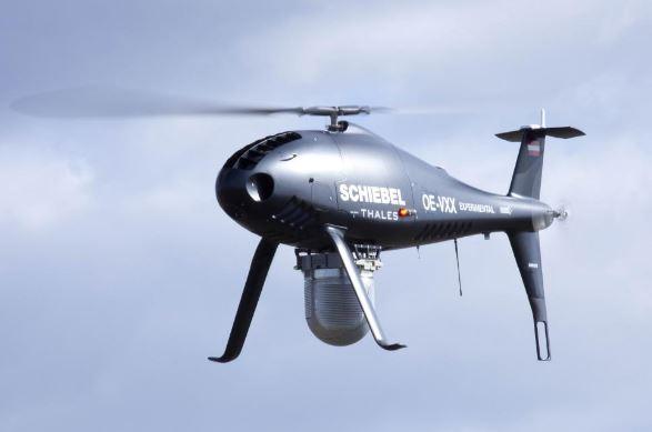 Grâce à ses drones, la police saura qui est chez vous le soir de Noël