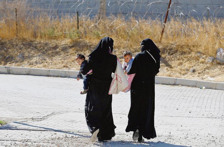 Syrie : Quid des enfants sans filiation des combattants étrangers ?