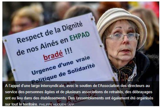Ehpad : maltraitance et surmortalité de nos anciens, cela suffit !