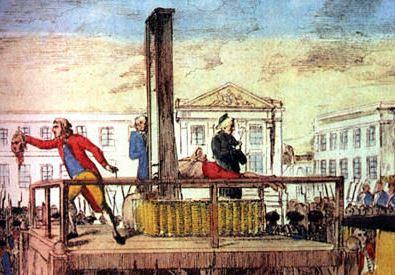 21 janvier 1793 : la France a osé guillotiner son roi