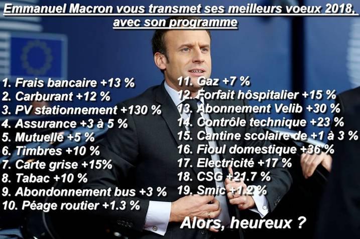 Au lieu de supprimer l'AME, Macron s'en prend aux pensions de réversion !