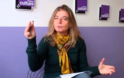 Sandrine Treiner exulte : France Culture a atteint 2,5 % d'audience !