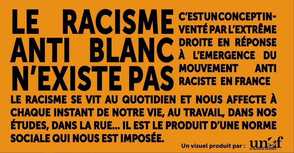 fable sur le racisme