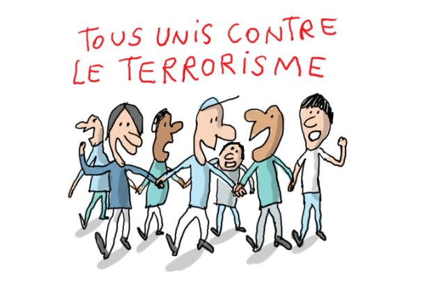 Anticipations littéraires du terrorisme, de Michel Arouimi
