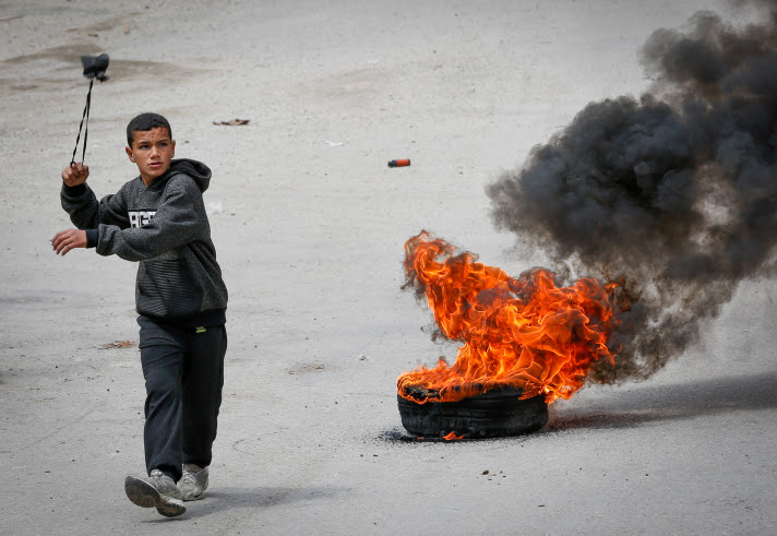 Israël, ouvre bien l'œil sur tes propres Arabes !