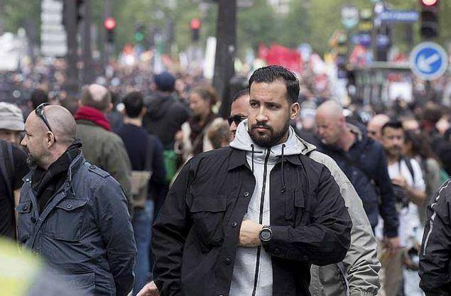 Macron A Promu Benalla Archetype Du Casse Couilles Violent