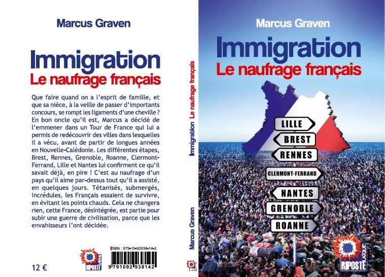 Marcus Graven sur Breizh-Info : l'immigration, un désastre pour nos villes