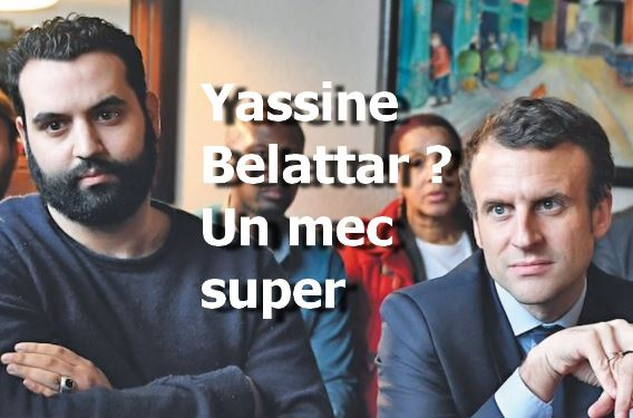 Yassine Belattar, un gros pervers narcissique, version islamique