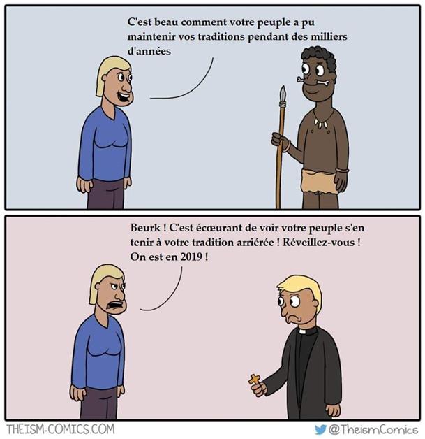 La France multiculturelle est une imposture!