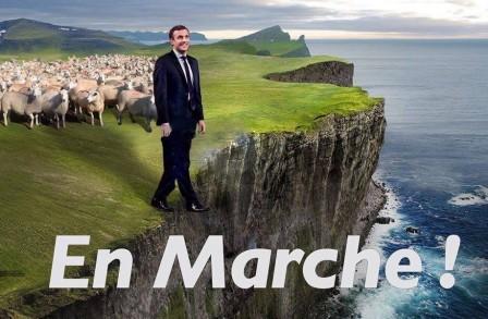 Avec En Marche, la France encore à l'arrêt…