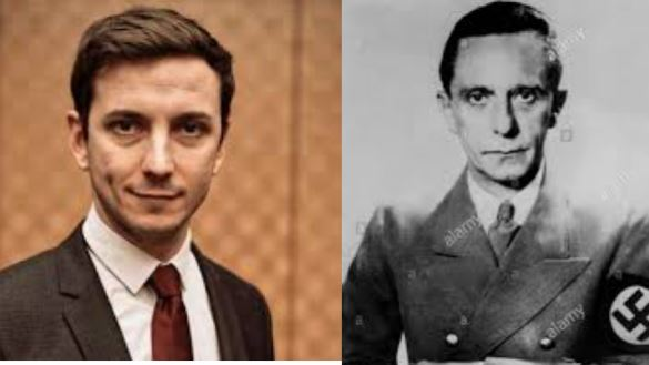 Aurélien Taché, le petit Goebbels de Macron, défend l'indigénisme musulman !